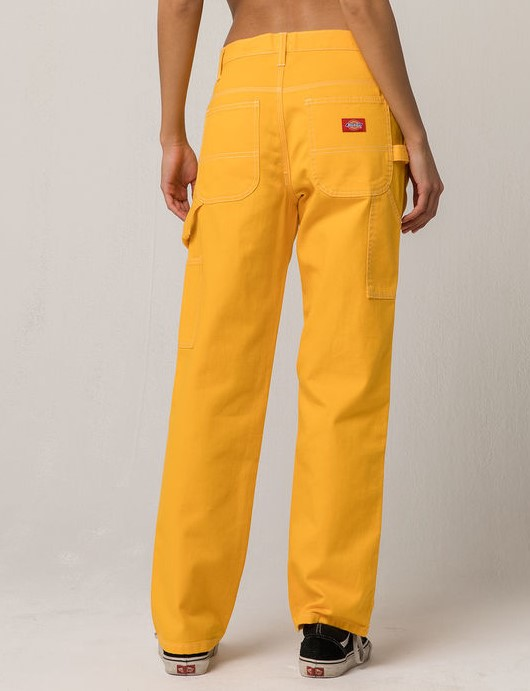 carpenter yellow pantolon