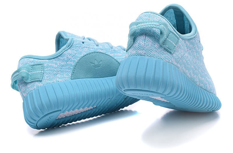 Yeezy Boost 350 Au Light Blue Adidas Womens Shoes